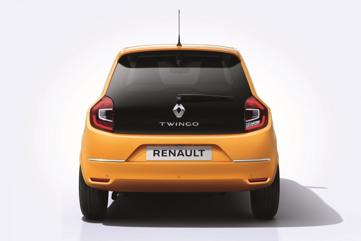 Renault Twingo Facelift Friday
