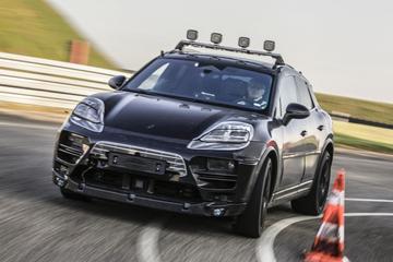 Elektrische Porsche Macan: onderweg naar 2023