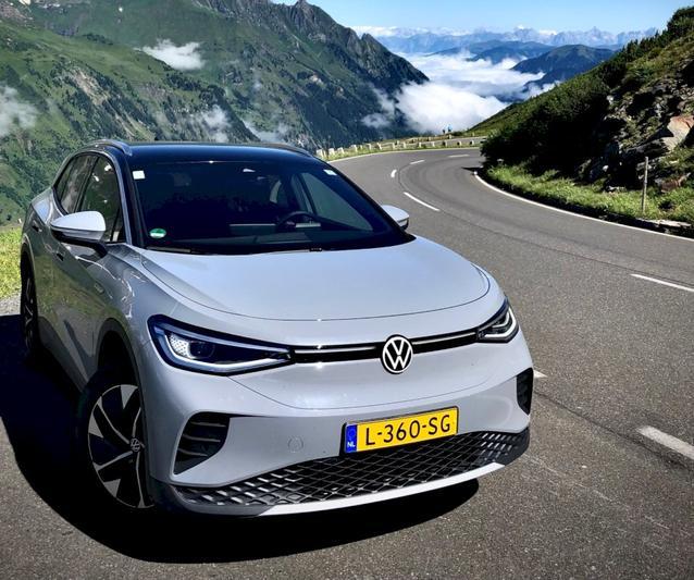 Volkswagen ID4 77kWh 204pk Business (2021)