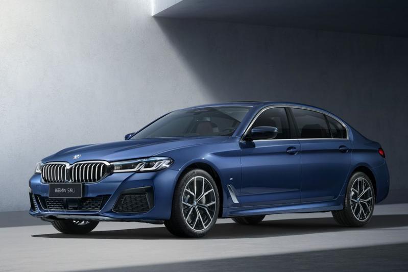 BMW 5-serie L China