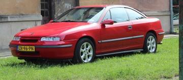 Opel Calibra 2.0i (1991)