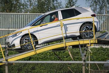 Bijna helft nieuw verkochte auto's in oktober was geëlektrificeerd