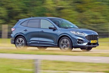 'Zevenzits Ford Kuga lost S-Max en Galaxy af'