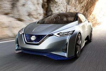 Nieuwe Nissan Leaf wordt semi-autonoom