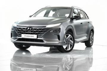 Hyundai prijst Nexo