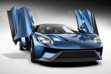 Ford knalt Detroit binnen met nieuwe GT
