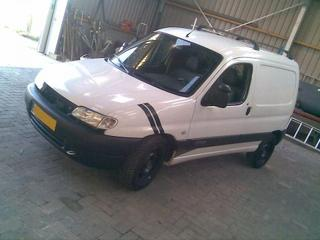 Citroën Berlingo (2002)