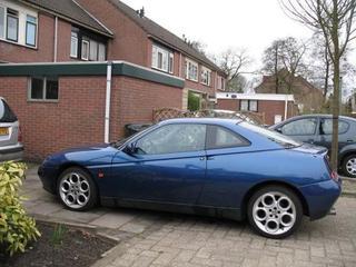 Alfa Romeo GTV 2.0 V6 TB (1995)