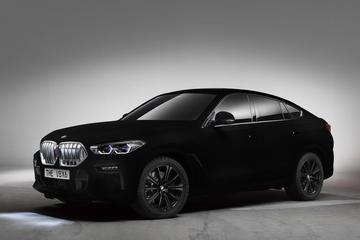 BMW X6 verliest zijn vorm