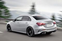 Mercedes-Benz A-klasse Limousine gepresenteerd