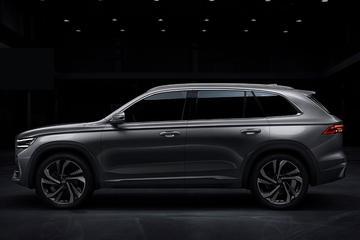 Geely laat nieuwe SUV op Volvo-basis zien
