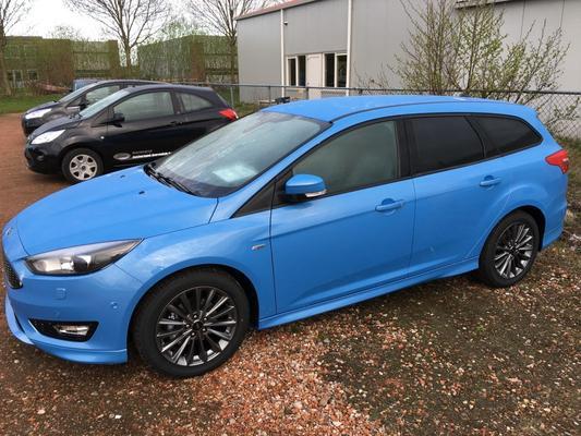 Ford Focus St Specificaties >> Ford Focus Wagon 1.5 TDCi 120pk ST Line (2017) gebruikerservaring | Autoreviews - AutoWeek.nl