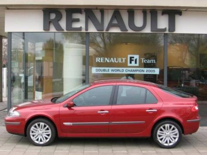 Renault Laguna 1.9 dCi 110 Tech Line (2006)