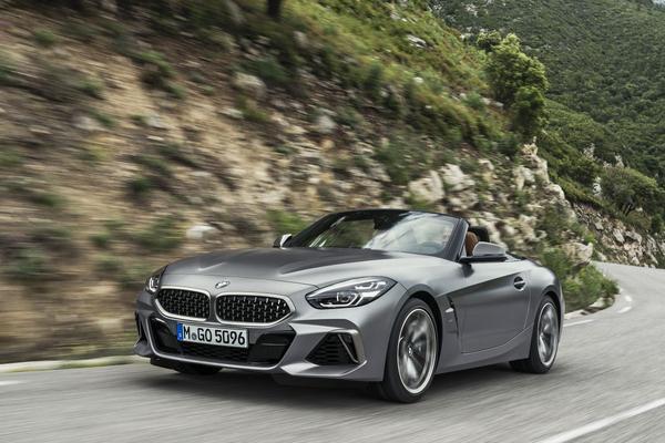 Dít kost de BMW Z4