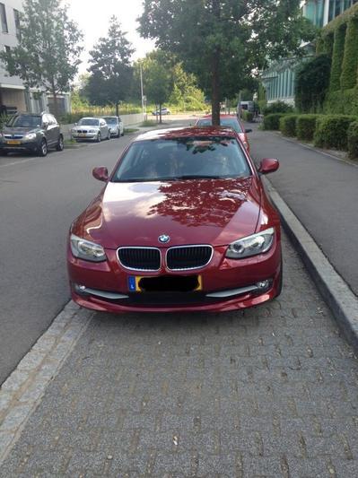 BMW 320d Coupé (2012)