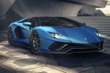 Lamborghini houdt toch vast aan V12
