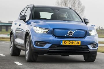 Elektrische Volvo's krijgen beter bereik met hulp van app
