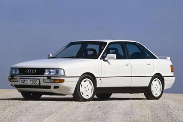 Audi 90 2.0 E (1989)