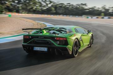 Lamborghini verlegt focus: 'Acceleratie minder relevant'