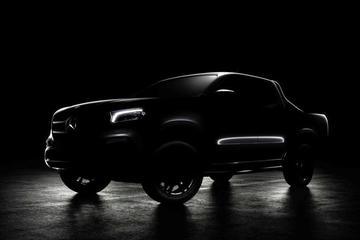 Mercedes-Benz plaagt met X-klasse