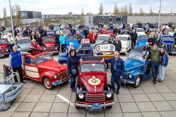 On tour: 50 jaar Topolino Club Nederland