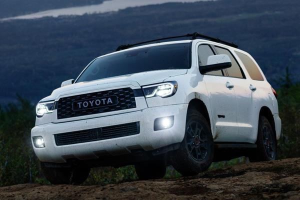 Toyota Sequoia als TRD Pro