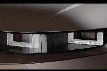 Elektrische Hyundai Ioniq 5 klaar voor onthulling