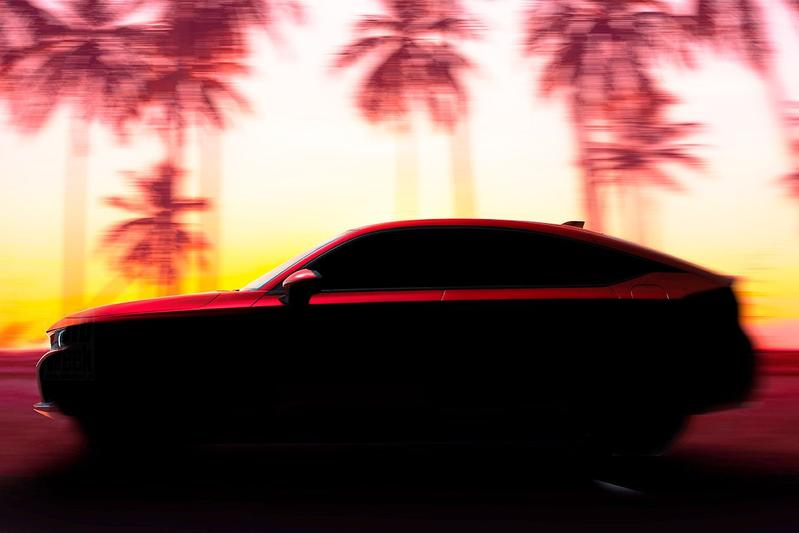 Honda Civic teaser