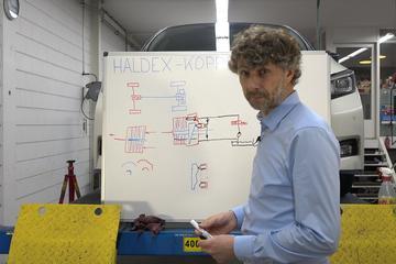 Haldex-koppeling - Cornelis schetst