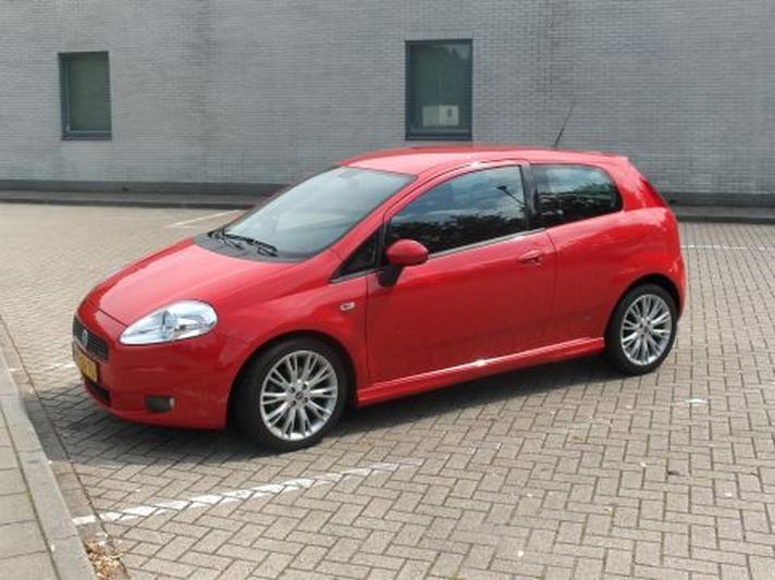 Fiat Grande Punto 1.3 Multijet 16v 90 Sport (2007)