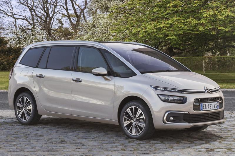 Citroen Grand C4 Picasso BlueHDi 150 Business (2017)