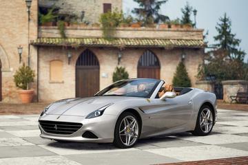 Uit de luxestal: Ferrari California T Tailor Made