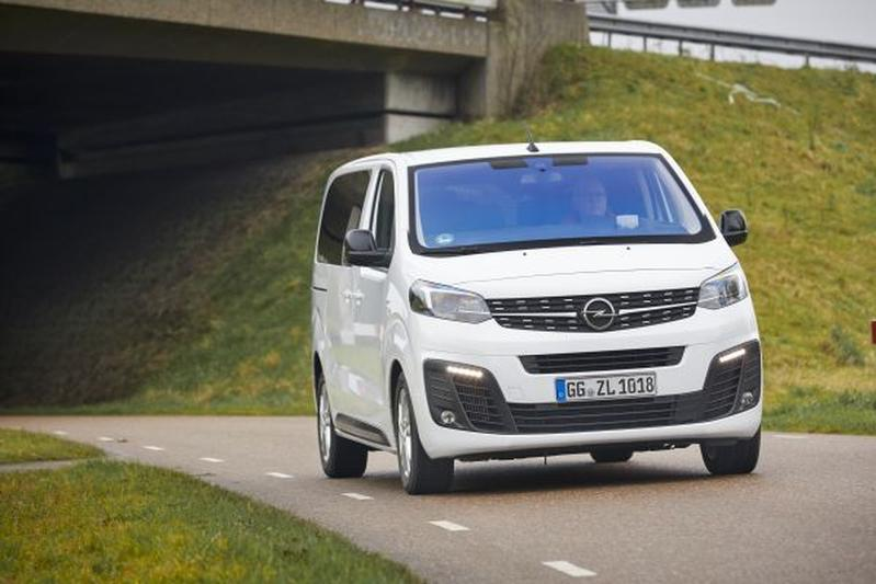 Opel Zafira Life 2.0 Diesel Innovation - Test