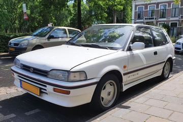 In het wild: Toyota Corolla 1.6 GTSi (1992)