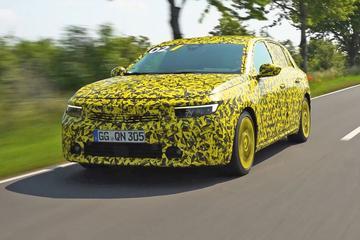 Opel Astra - Eerste rijtest