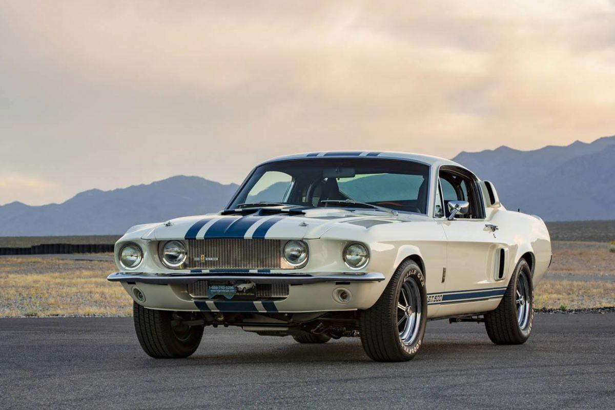 Shelby gt500 super snake na 51 jaar in productie autoweek nl