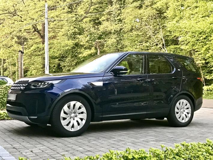 Land Rover Discovery 2.0 SD4 HSE (2017)