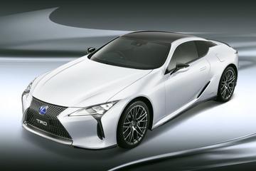 TRD kleedt Lexus LC dikker aan