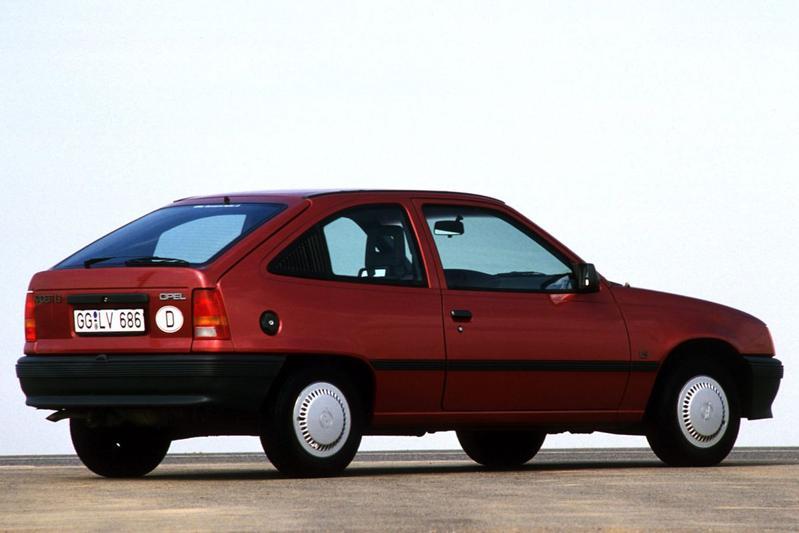 Opel Kadett 1.3 N LS (1987)