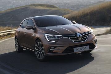 Renault presenteert gefacelifte Mégane
