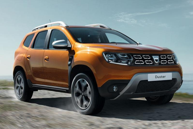 Dacia Duster TCe 150 4x2 Tech Road (2019)