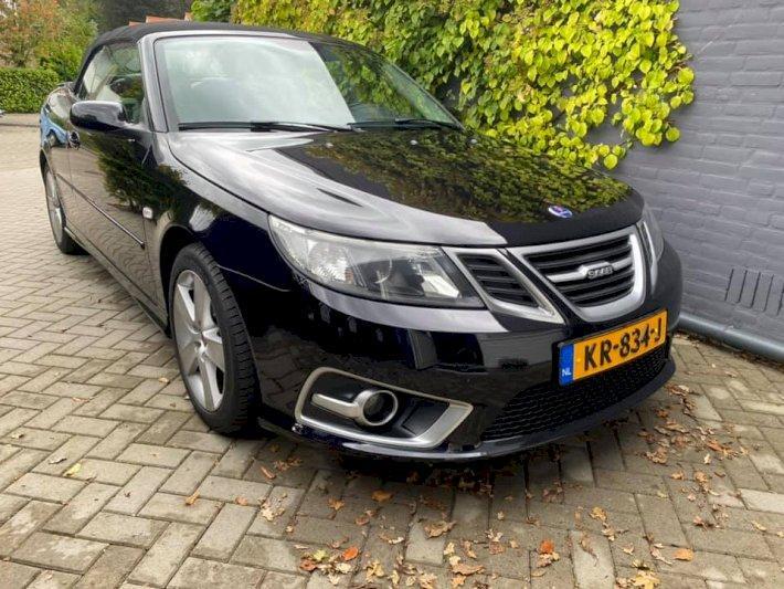Saab 9-3 Cabriolet 1.8t Vector (2008)