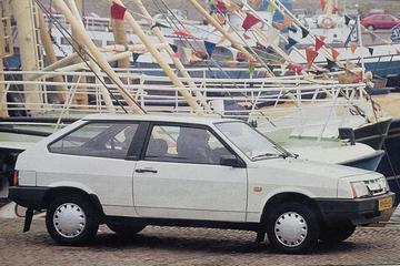 Lada Samara - Rijtest - Uit de Oude Doos
