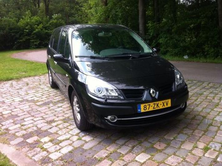 Renault Grand Scénic 1.6 16V Tech Line (2008)
