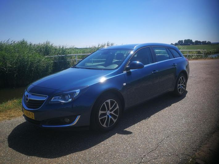 Opel Insignia Sports Tourer 1.6 Turbo Edition (2017)