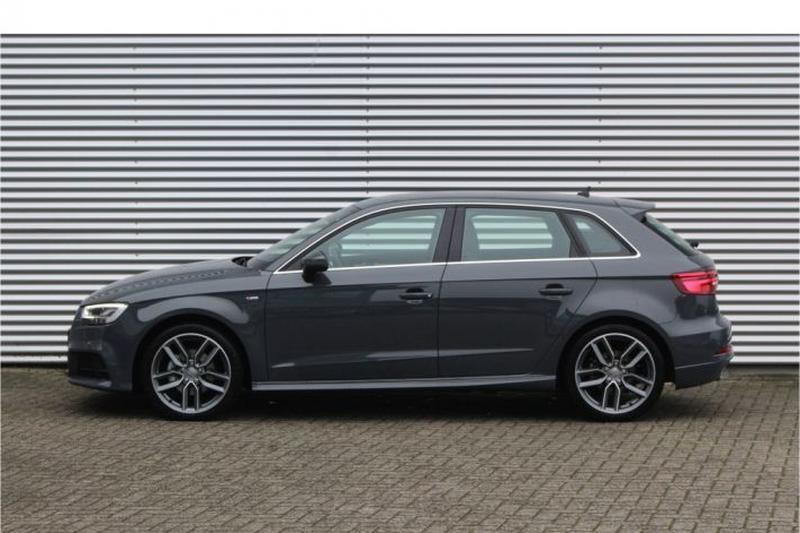 Audi A3 Sportback 35 TFSI Advance Sport (2019)