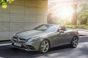 Nu officieel: Mercedes-Benz SLC-klasse
