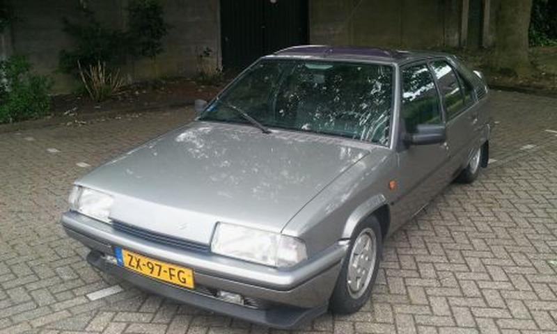 Citroën BX 19 GTI (1991) #2