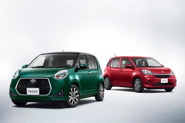Facelift voor Daihatsu Boon én Toyota Passo