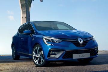 Renault Clio is Private Leaseauto van het Jaar